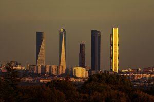 DIA7187 300x200 - Las cuatro Torres de Madrid