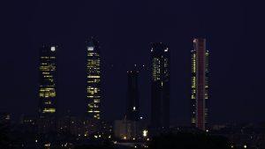 torres instag 300x169 - Las cuatro Torres de Madrid