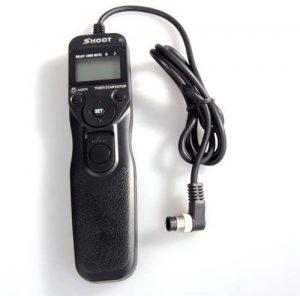 Neewer temporizador con cable 300x296 - Accesorios de cámaras Fotográficas
