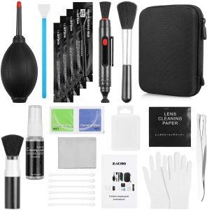 kit limpieza 296x300 - Accesorios de cámaras Fotográficas